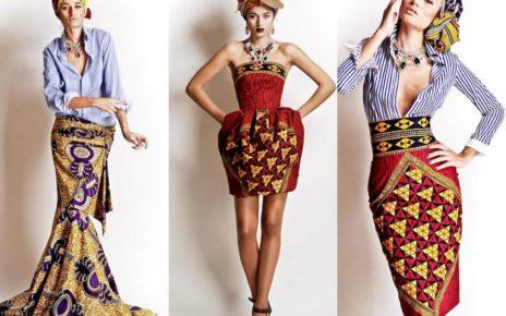 Masai Inspired Fashion